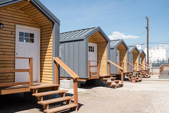 Tiny Homes Village For Homeless Receives Final Donation