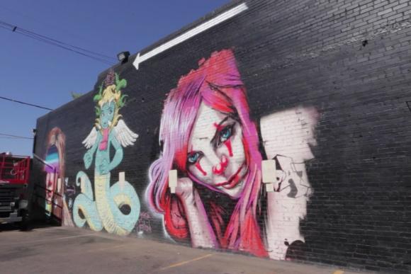Street Artists To Paint RiNo For CRUSH