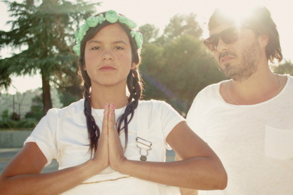 Colombia's Bomba Estereo performs July 17.