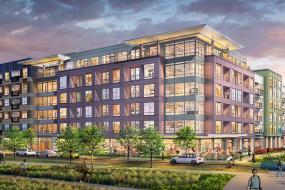 Mill Creek To Build Apartments In RiNo