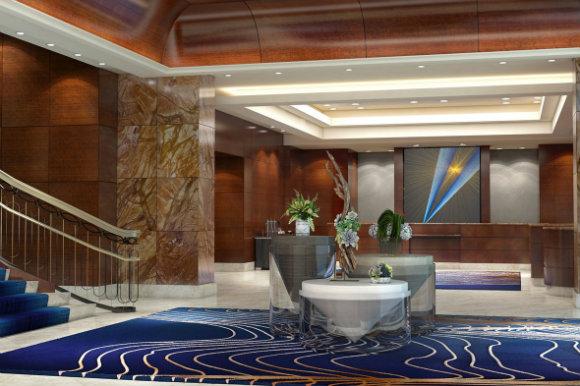 Ritz Lobby, Meeting Space Gets New Look