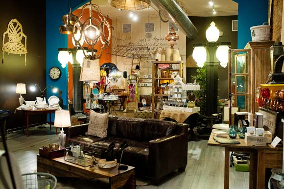 Posh, a store in LoDo, has tons of things for your home.