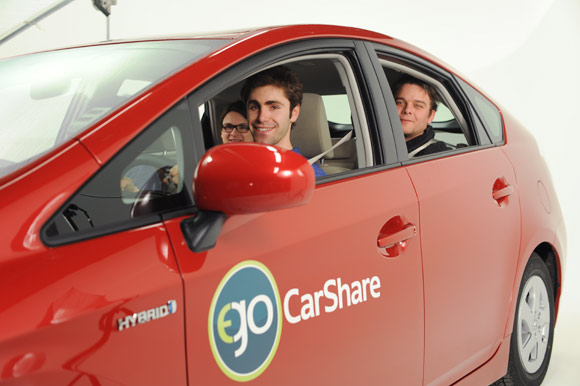 The city of Denver has won kudos for its car-sharing permitting process.
