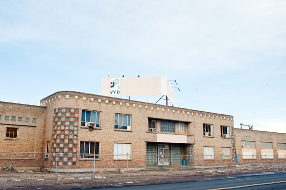 Rundown buildings will give way to new life in RiNo.