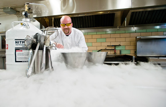 Mad (Food) Scientist: The Inventing Room\'s Ian Kleinman is Fearless ...