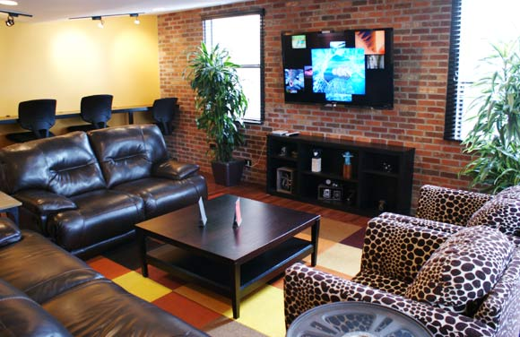 Shift Workspaces is a stylish and comfortable coworking spot in Denver.