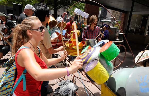 Make Music Denver will be from 8am to 8pm on June 21.
