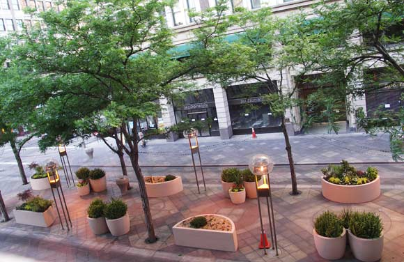 The Garden Block is set to beautify the 16th Street Mall.