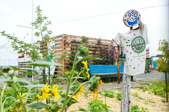 Sustainability Park has helped revitalize an underdeveloped community.