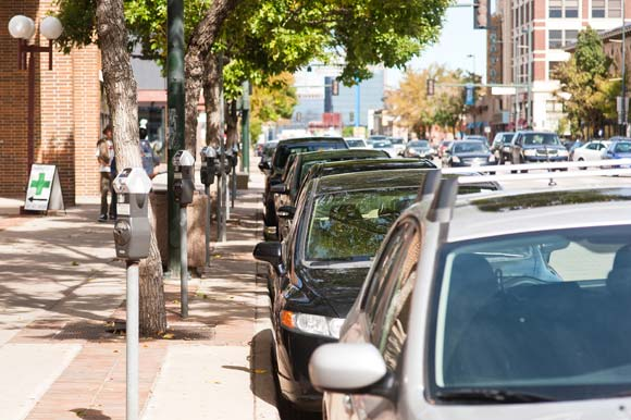 The large growth in the Baker neighborhood has led to some concern over parking.