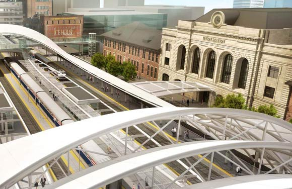 The new Union Station is transforming what was once a void right in the middle of the city's urban fabric into a human-friendly place.