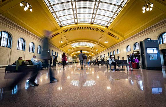 After a decade and a $250 million upgrade, St. Paul Union Depot reopened to the public in 2012.