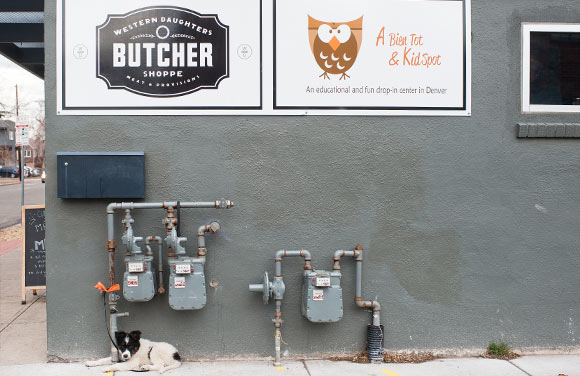 "Western Daughters Butcher Shoppe is a ""heritage"" butcher shop that opened in late 2013."