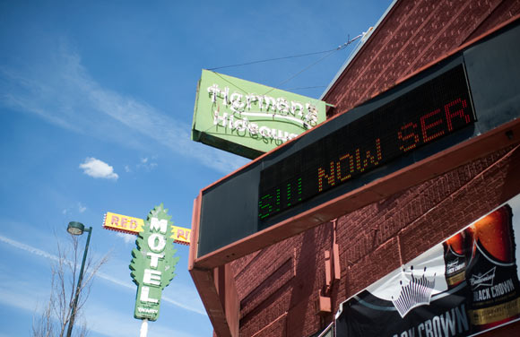 Herman's Hideaway has been rocking South Broadway since 1962.