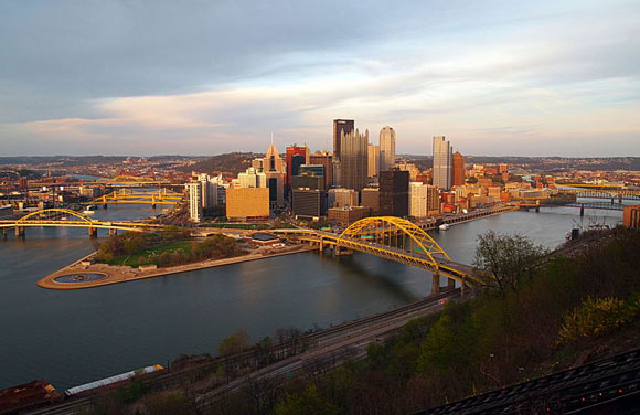 The Steel City has moved from gritty to green and is now poised for the next wave of growth.
