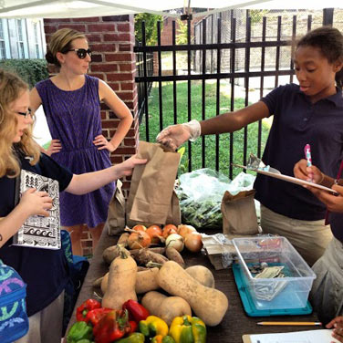 DC Greens supports and sustains school gardens within DC Public Schools.
