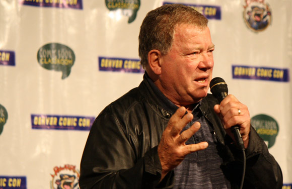 "The one and only William Shatner read ""Where the Wild Things Are"" at the 2013 Denver Comic Con."