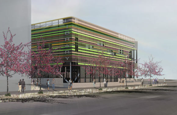 "The Rodolfo ""Corky"" Gonzales Library is slated to open on West Colfax Avenue in late 2014."