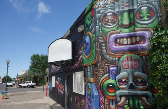 BuCu West commissions local artists to create public art on Morrison Road.
