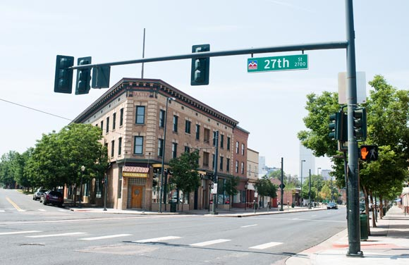 Welton was the main street for Denver's black citizens through the 1970s.