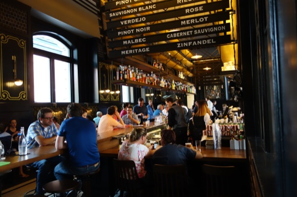 The Terminal Bar has become an immediate local's favorite.