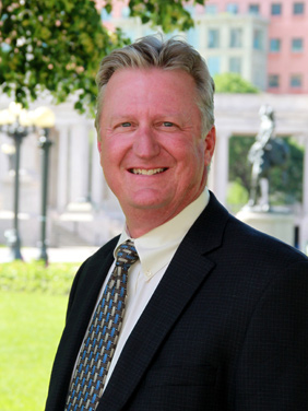 Brad Buchanan is Executive Director of the Denver Department of Community Planning and Development.