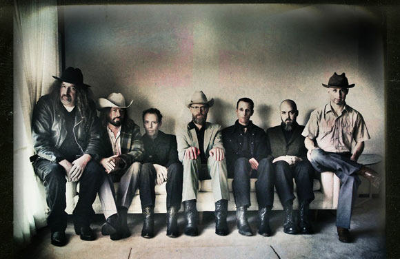 "Slim Cessna's Auto Club, standard-bearers for the ""Denver Sound."""