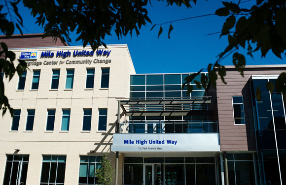The Morgridge Center for Community Change represents a bold leap for the Mile High United Way.
