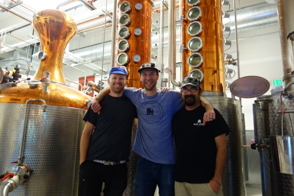 Bear Creek Distillery will be open on Saturdays in November.