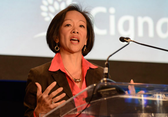 Amy Liu of the Brookings Institution.