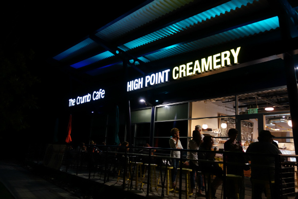 High Point Creamery opened in Hilltop in 2014.