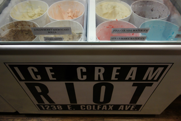 Ice Cream Riot opened on East Colfax in 2014.