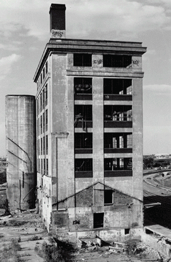 Flour Mills Lofts -- before.