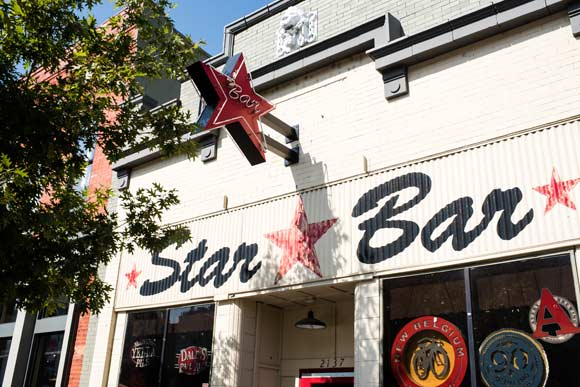 Star Bar near 22nd and Larimer.