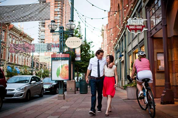 Larimer Square is one of Denver's most iconic places.