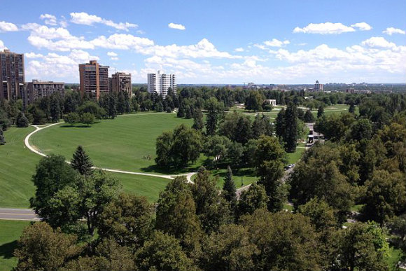 "Cheesman Park was an inspiration for ""Poltergeist."""