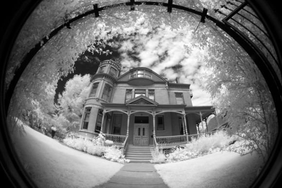 The Lumber Baron Mystery Mansion is rumored to have a portal to another dimension as an amenity.