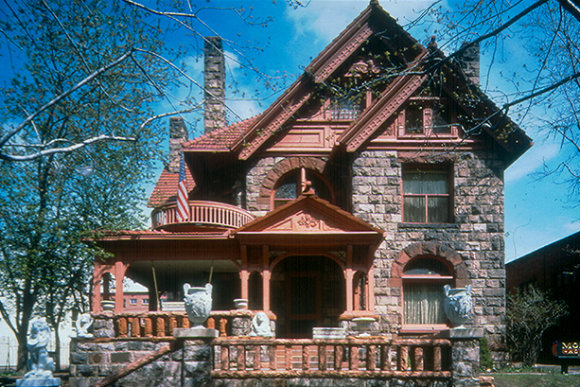 Several spectral family members are said to occupy the Molly Brown House.