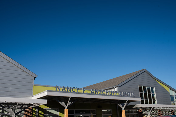 The Boys & Girls Club's Nancy P. Anschutz Community Center opened in 2013.