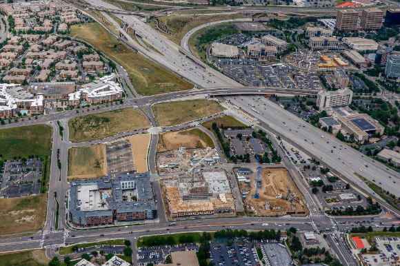 Belleview Station is one of Denver's most ambitious transit-oriented developments.