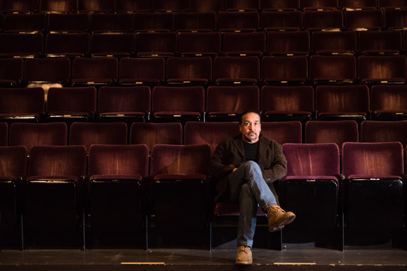 Tony Garcia, executive artistic director of Su Teatro.