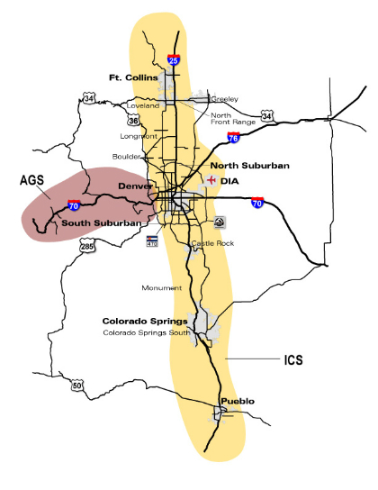 The ICS draft concluded high-speed rail was feasible in Colorado.