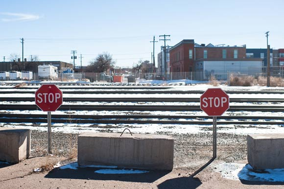 No area in Denver feels the impact of the trains as much as the industrial-turned-artistic neighborhood of RiNo.