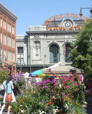 Union Station is the centerpiece of one of downtown's retail clusters.