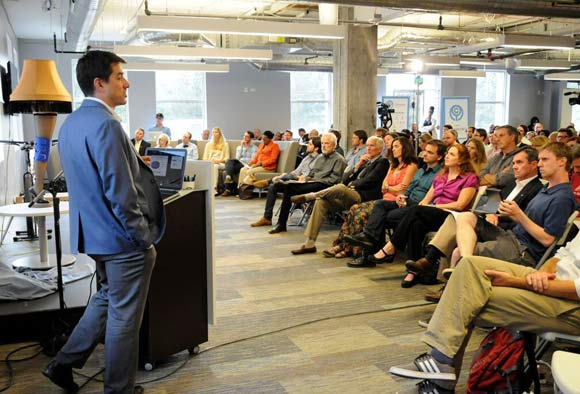 Denver Startup Week is the largest free entrepreneurial event in North America.