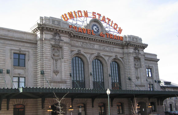 "The 2007 Downtown Area Plan identified a need to ""reinforce Union Station as a regional transit hub."""