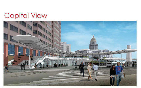Civic Center Station will see a major makeover in the next 18 months.