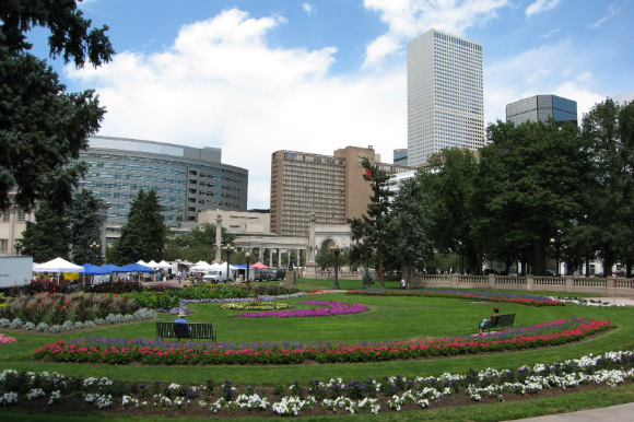 Civic Center Park is slated for an update.