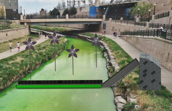 The Greenway Foundation aims to keep Denver's urban waterways free of waste.