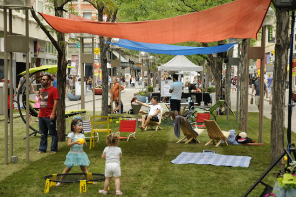 Meet in the Street returns to the 16th Street Mall on June 25.